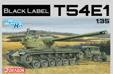 "DRAGON 3560 1/35 T54E1 Tank -  ""Black Label Series"""