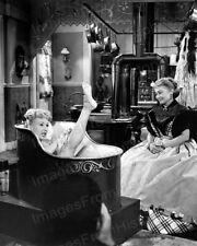 8x10 Print Betty Grable Sexy Leggy Bathtub Movie ? #BGER