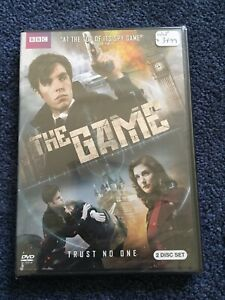 DVD The Game Trust no one Brand New BBC 2015 Shaun Dooley Tom Hughes Paul Ritter