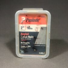 "NEW box Paslode 2"" Angled Finish Nails"