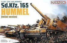 Dragon Models 1/35 Sd.kfz. 165 Hummel Initial Version Dml6150