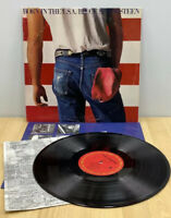 Bruce Springsteen Born In The U.S.A. Vinyl LP Promotional Record (VG)