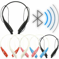 Wireless Bluetooth Headset Stereo Headphone/Earphone Handfree Universal HOT Lot