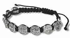 St. Benedict Medal Bracelet (TC265) NEW