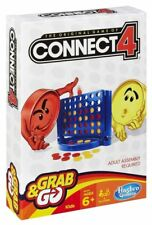 Connect 4 Grab and Go Game - Travel Game Size NEW UK SELLER,