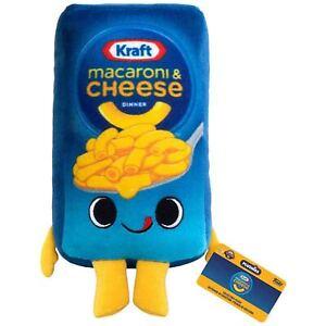 Funko Plush Kraft Macaroni And Cheese Box Figure NEW IN STOCK