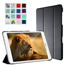 Slim Smart Magnetic Case Cover For Samsung Galaxy Tab A10.1/9.7/8.0 & Tab E 9.6