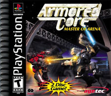 Armored Core: Master of Arena PS New Playstation