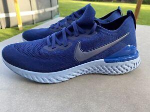 Nike Epic React Flyknit 2 Blue Void Gr.47,5 US 13 NEU 149€