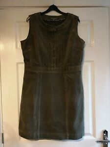 Laura ashley needlecord dress size 14
