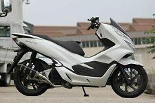 Honda PCX 125/150 Valiente Full System Exhaust with Carbon Muffler