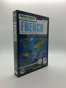 FSI: Basic French Advanced A (PC/MAC) by Audio-Forum