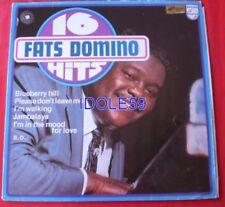 Disques vinyles 33 tours Fats Domino
