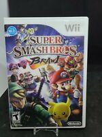 Super Smash Bros Brawl (2008, Nintendo Wii)