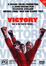 Victory - Sylvester Stallone, Michael Caine, Pele - NEW DVD