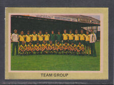 FKS - Soccer Stars 78/79 Golden Collection - # 211 Norwich Team Group