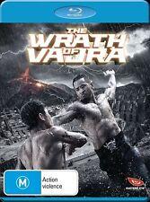The Wrath of Vajra Blu-ray Discs NEW