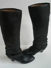 CYNTHIA ROWLEY Knee-Hi Leather Boot US 6 EUR36 NEW HOT