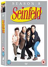 SEINFELD - SERIES 8 - COMPLETE NEW REGION 2 DVD