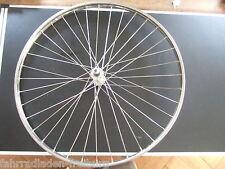 NUEVO 28x1/3/8 Westwood ACERO INOXIDABLE delantera para Bicicleta holandesa