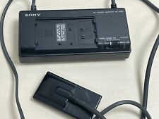 Sony AC Power Adapter AC-V65A OEM Battery Charger for Video Camcorder