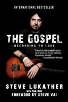 Gospel According to Luke, Paperback by Lukather, Steve; Vai, Steve (FRW), Lik...
