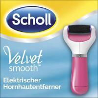Scholl Velvet Smooth Express Pedi Extra Stark pink Hornhautentferner Fußpflege