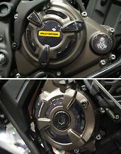 Kit adesivi in gel 3D protezioni carter moto compatibili Yamaha Tenere 700 Rally