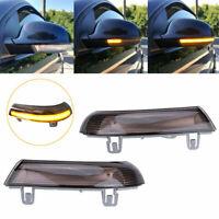 Rearview Mirror Turn Side Light LED Signal Light For MK5 Golf PASSAT EOS JETTA