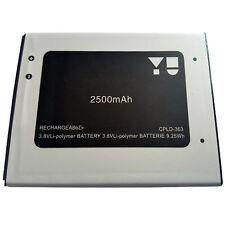 PREMIUM QUALITY HIGH BACK UP Battery for Micromax YU Yureka AO5510 2500 mAh