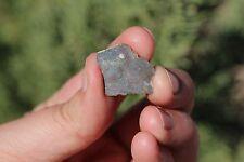 NWA 11182 Meteorite slice Lunar Meteorite 1.5 gram full slice MOON ROCK