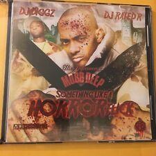 The Infamous MOBB DEEP Something Like a Horror Flick NYC Mixtape CD DJ Diggz Mix