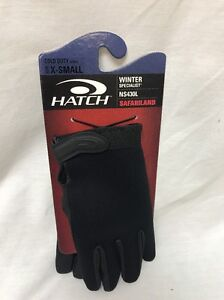 Hatch Winter Specialist All-Weather Neoprene Gloves Black NS430L-XS Safariland