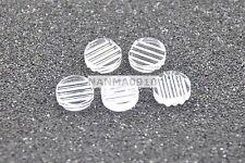 5pcs 8mm Plastic Line Lens for Laser Diode Module 30/45/60/90/120 Degress