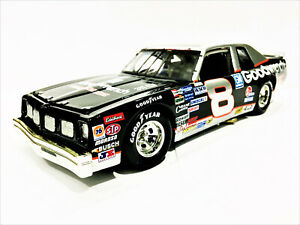 Dale Earnhardt ACTION #8 Goodwrench 1988 Pontiac Ventura Busch Custom Diecast