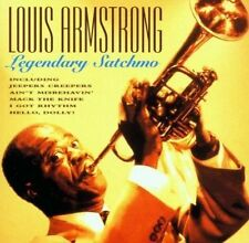 FREE US SHIP. on ANY 2 CDs! NEW CD Louis Armstrong: Legendary Satchmo Import