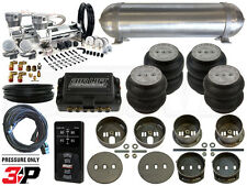 Complete Airbag Suspension Kit w/ Air Lift 3P, 65-72 Mercedes W108 Level 4