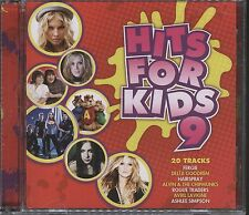 HITS FOR KIDS 9 20 TRACKS POST FREE