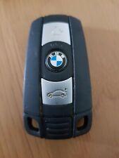 USED BMW 3 BUTTON CAR KEY FOB IN WORKING ORDER (REF 414/2)