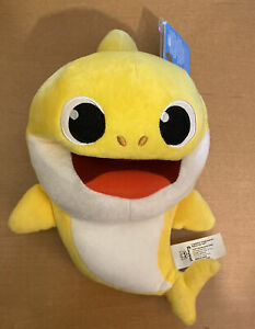 WowWee 61081 Pinkfong Baby Shark Official Song Puppet with Tempo Control -...