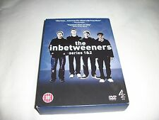 The Inbetweeners - Series 1-2 - Complete (DVD, 2009, 2-Disc Set, Box Set)