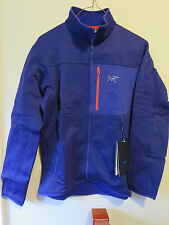 Mens New Arcteryx Fortrez Jacket  Size Small Color Azul