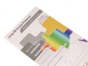 DAP MicroFlex 2240X Ultra-Clear Touch Screen Protectors