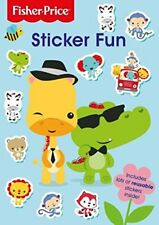Fisher Price Sticker Fun Book