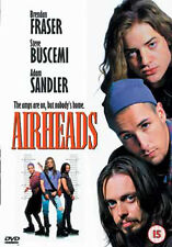 AIRHEADS - DVD - REGION 2 UK