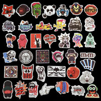 Wholesale 100PCS Stickers Skateboard Graffiti Laptop Car Luggage Decals Sticker