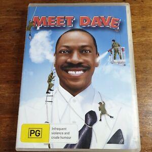 Meet Dave DVD R4 LIKE NEW FREE POST