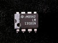 LM13080N - National Semiconductor Programmable Op Amp (DIP-8) GENUINE
