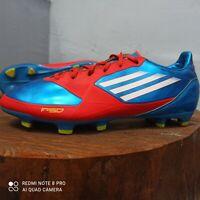 Adidas F50 F30 Adizero UK 8  US 8.5 soccer cleats football boots rare