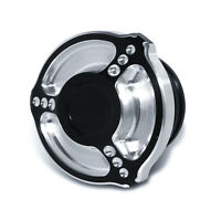 Motorbike Fuel Tank Gas Cap Cover For Harley Davidson Dyna Road King Softail